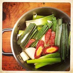 Quick Vegetable Stock