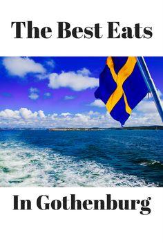 The Best Eats in Gothenburg