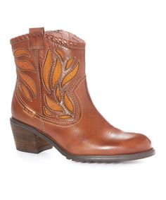 This Cuero Andorra Leather Bootie by Pikolinos is perfect! #zulilyfinds