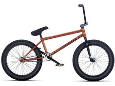 "wethepeople ""Crysis"" 2017 BMX Bike - Metallic Copper | kunstform BMX Shop & Mailorder - worldwide shipping"