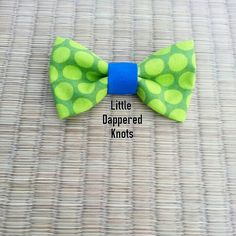 Check out this item in my Etsy shop https://www.etsy.com/listing/242683048/green-bowtie-for-boys-boys-bowties-boys