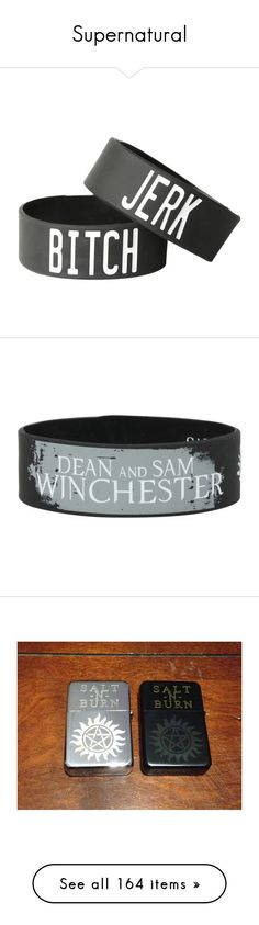 "Best Bracelet 2017/ 2018 : ""Supernatural"" by beatles5ever  liked on Polyvore featuring jewelry"