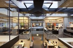 Centraal Beheer 1, Apeldoorn - Architectuur