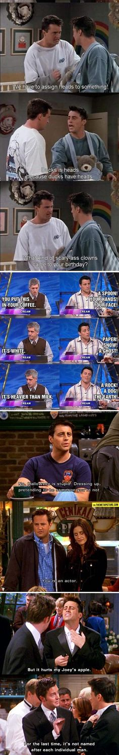 Oh, you just have to love Joey!♡