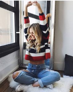 Autumn outfits Trendy outfits ideas for Winter style outfits Women Fashion Winter Outfits Fall Style Fashion Outfits Fall Winter Outfits, Autumn Winter Fashion, Summer Outfits, Fall Fashion, Hipster Outfits Winter, Casual Winter, Casual Summer, Winter Style, Girl Hipster Outfits