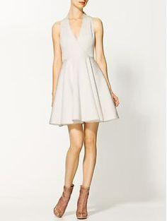 Rachel Zoe Caroline Faux Wrap Dress   Piperlime