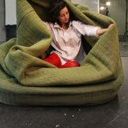 Moody nest a couch that keeps you warm
