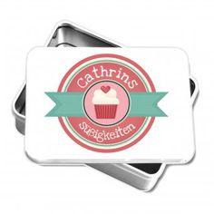 Personello Personalisierbare Geschenkdose Muffin | design3000.de Muffin, Design3000, Shops, Dose, Container, Gifts, Tents, Muffins, Retail
