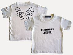 Camiseta Terrible angel