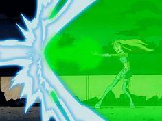 Teen Titans Starfire's Starbeam