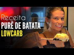PURÊ DE BATATA LOWCARB - YouTube Low Carb, Pure Products, Youtube, Lights, Mashed Potato Resep, Lactose Free Recipes, Okra, Skinny Recipes, Potatoes