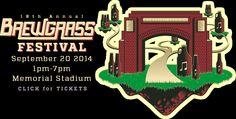 Brewgrass Festival Asheville – 2014