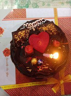 Happy Birthday Love Quotes, Happy Birthday Cake Images, Happy Birthday Friend, Sweet 16 Birthday, Birthday Morning, Happy Birthday Chocolate Cake, Birthday Chocolates, Birthday Goals, Birthday Bash