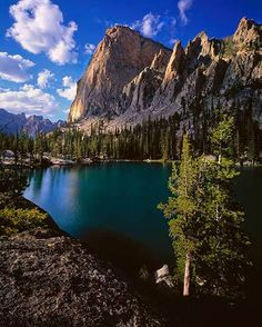 Elephant's Perch, Sawtooth Wilderness, Sawtooth National Recreation Area, Stanley, Idaho. Seen LOTS of gorgeous pictures from Idaho that makes it a must see state!