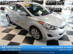 2013 Hyundai Elantra, 4,556 miles, $16,000.