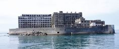 Popularly known as Gunkanjima (Battleship Island) due to its shape and high seawall formation, Hashima Island is one of Japan's most talked about places in the annals of urban exploration. Occupied from 1887 to 1974 and plagued by rumours of forced labour, Gunkanjima was bought by Mitsubishi in 1890 to mine deep sea coal. It went on to play a key role in the industrialisation of Japan.