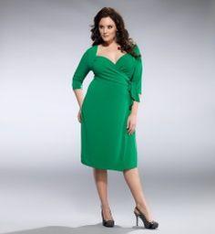 Plus Size; Green