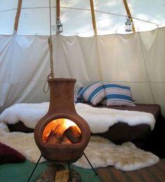 Yurts & Tipis - Yurt Pictures
