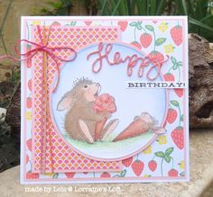 House-Mouse & Friends Monday Challenge: Mid Week Reminder for HMFMC #164