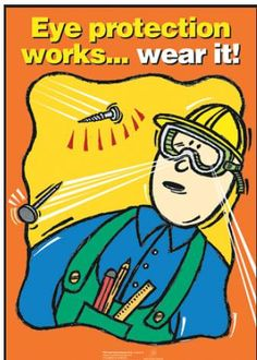 c4ddf3379baa Did you know  90% of all eye injuries are preventable with appropriate eye  protection