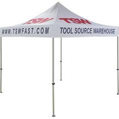 Trade Show Marketing Tent
