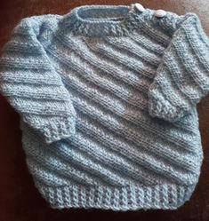 Knitting baby inspiration 45 Ideas for 2019 Baby Cardigan, Baby Pullover, Knitting Yarn, Baby Knitting, Knitting Patterns, Knitted Baby Blankets, Knitted Hats, Brei Baby, Baby Vans