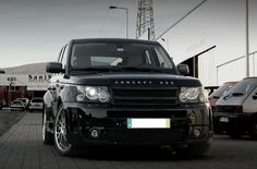 Range Rover, for once im a dentist <3