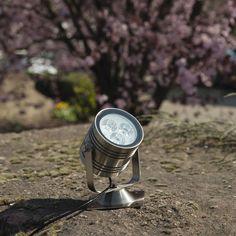LED Strahler KULMBACH - Heiconnect Gartenbeleuchtung Stecksystem