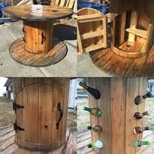 Wooden Spool Projects on Pinterest | Large Wooden Spools, Wooden ...