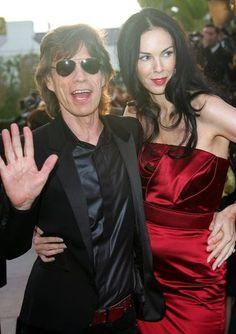 Mick Jagger. 2014.