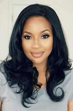 #1 16inches Yaki Straight Lace wigs