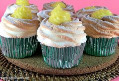 This Brazo de Mercedes Cupcakes Recipe is quick and easy to make. Perfect for gatherings, parties or just when you're craving for a yummy Filipino dessert.