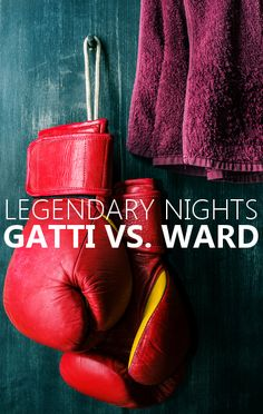 Michael Strahan reviewed the HBO documentary about the Gatti-Ward boxing rivalry.