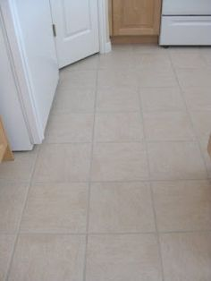 How to clean tile grout with minimal effort!