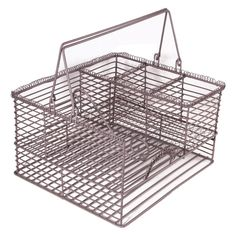 Have to have it. Home Essentials French Wire Picnic Caddy - $ @hayneedle