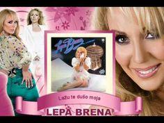 Lepa Brena - Lazu te duso moja