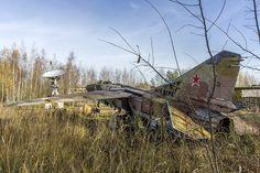 бывшая учебная база МАИ и МЭИ в Медвежьих Озёрах