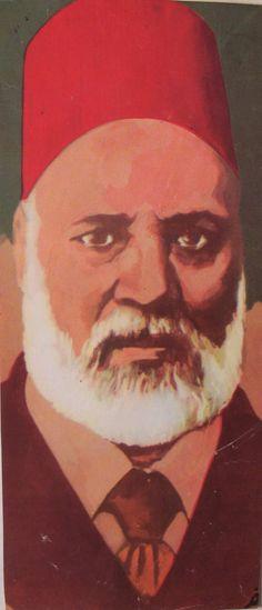 الزعيم احمد عرابي الزعيم المصري الثائر