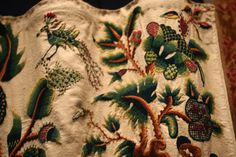 Winter Solstice Embroidery – Elizabethan Style   Gail Harker Center for Creative Arts