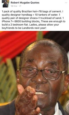 Mugabe Quotes, Inspirational Speakers, Great Quotes, Funny Quotes, Marriage Jokes, Africa People, Black Leaders, How High Are You, Savage Quotes