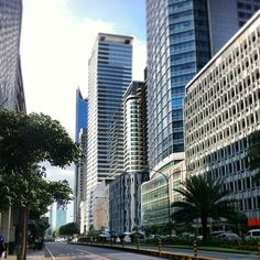 Ayala Avenue in Makati City, Makati City