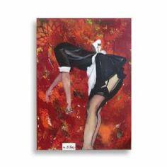 Kunstsamlingen   Artist: Lise Højer   Title: I wonder   Height: 100cm,  Width: 80cm   Find it at kunstsamlingen.com #kunstsamlingen #kunst #artcollection #art #painting #maleri #galleri #gallery #onlinegallery #onlinegalleri #kunstner #artist #danishartists #lisehøjer