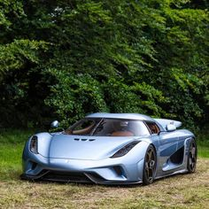 The Koenigsegg CCX and Trivata are one of the fastest supercars in the world. With as much power as a Bugatti Veyron and at half the weight. Koenigsegg, Bugatti, Lamborghini, Ferrari, Exotic Sports Cars, Exotic Cars, My Dream Car, Dream Cars, Supercars