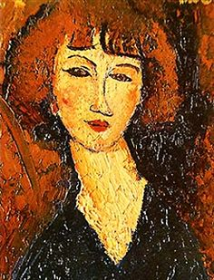 Italian artist Amedeo Modigliani - Google Search