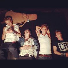 The Vamps// this pic tho...
