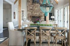 Julie Couch Interiors | dining room