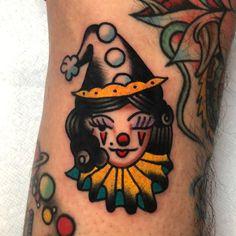 Akira Latanzio's old school tattoos - Tattoo artist Akira Latanzio, color old s. - Akira Latanzio's old school tattoos – Tattoo artist Akira Latanzio, color old school tradition - Pretty Tattoos, Cute Tattoos, Leg Tattoos, Beautiful Tattoos, Body Art Tattoos, Tattoos For Guys, Sleeve Tattoos, Tattos, Flash Art Tattoos