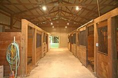 horse ranch♥...then my home would be complete!