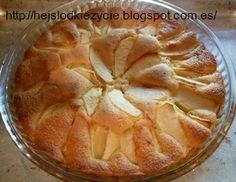tarta de manzana:)buena,buena