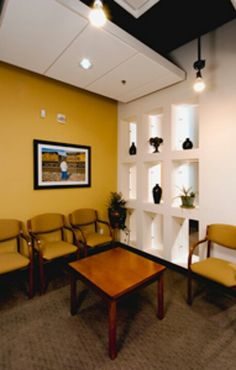 Office On Pinterest Medical Office Design Acupuncture